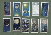 Collectable Tobacco cigarette cards Romance of the Heavens 1928